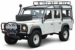 Плановое ТО Land Rover Defender