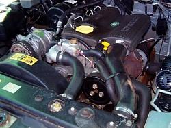 Ремонт двигателя Land Rover Defender