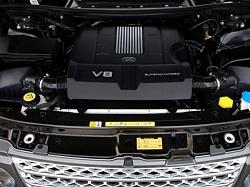 Ремонт двигателя Range Rover Sport