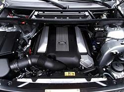 Ремонт двигателя автомобилей «Рендж Ровер»