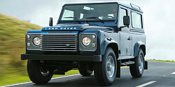 Диагностика Land Rover Defender